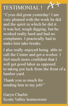 Testimonial of the Day Worker Center