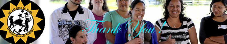 The Day Worker Center of Santa Cruz County says Thank You to Sponsors and Supporters 2014